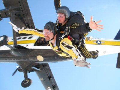 Lee Odden Skydiving